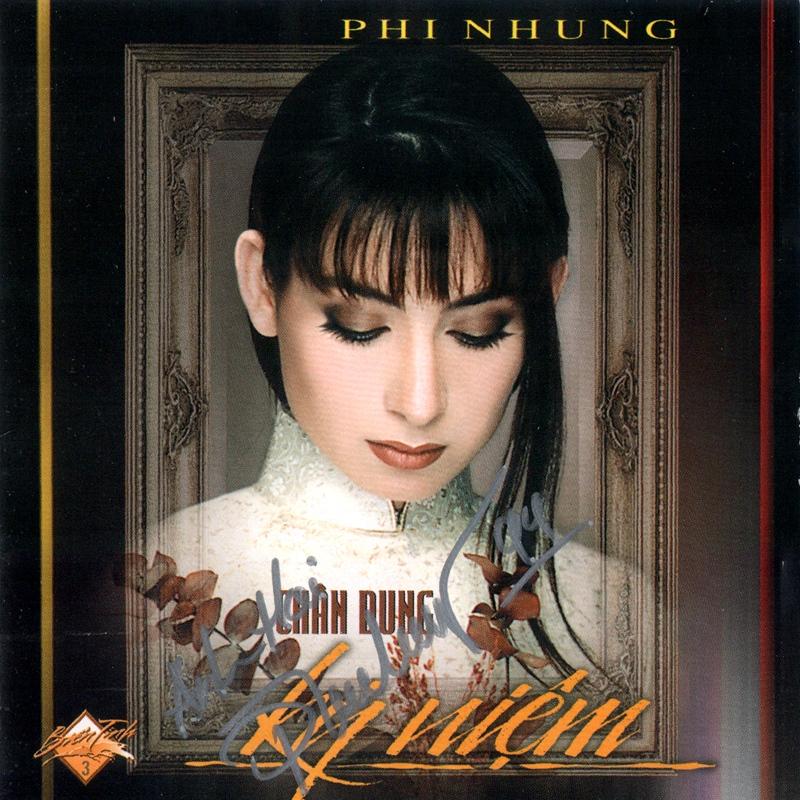 CD Chân dung kỷ niệm – Thái Châu & Phi Nhung