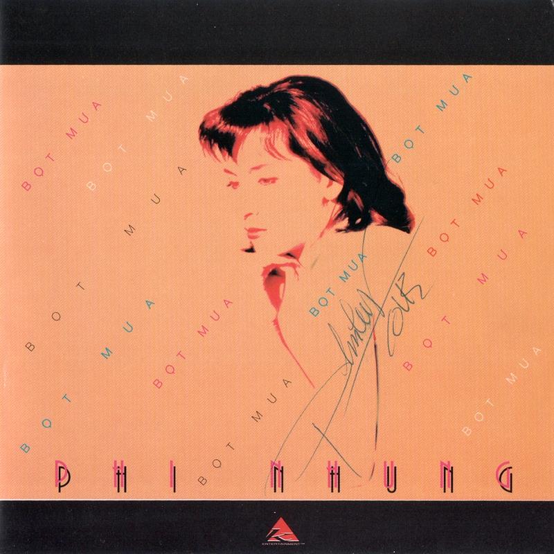 CD Bọt mưa – Phi Nhung