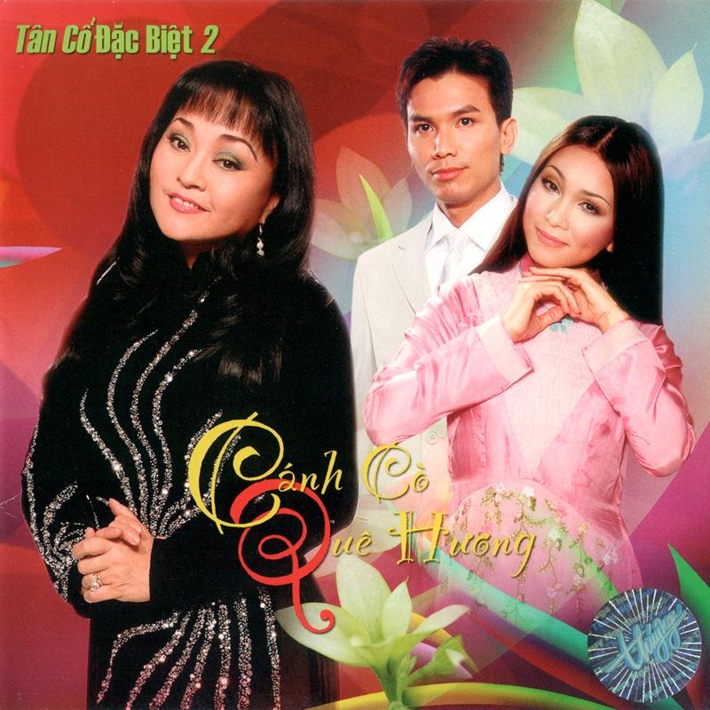 CD Tân cổ đặc biệt 2 – Cánh cò quê hương