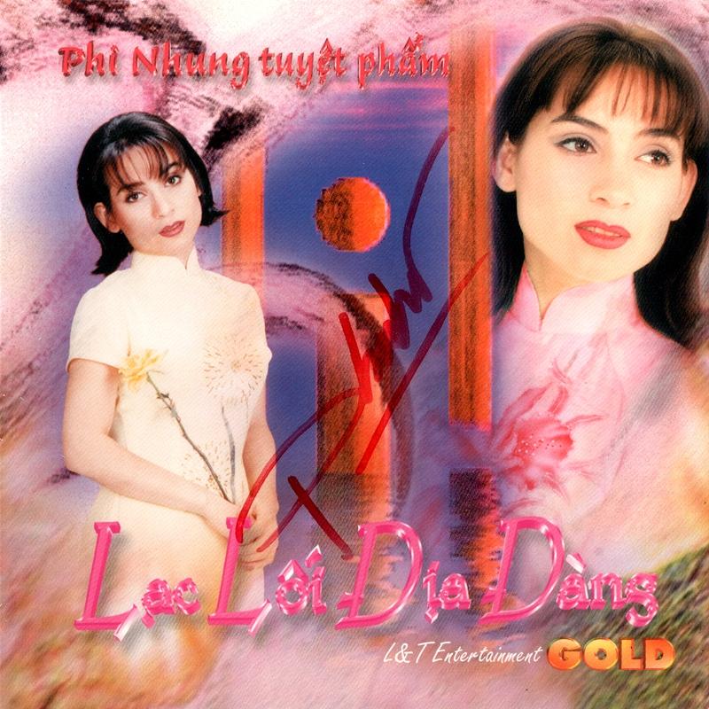 CD Lạc lối địa đàng – Phi Nhung