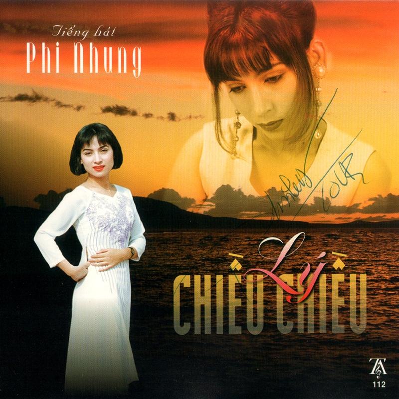 CD Lý chiều chiều – Phi Nhung