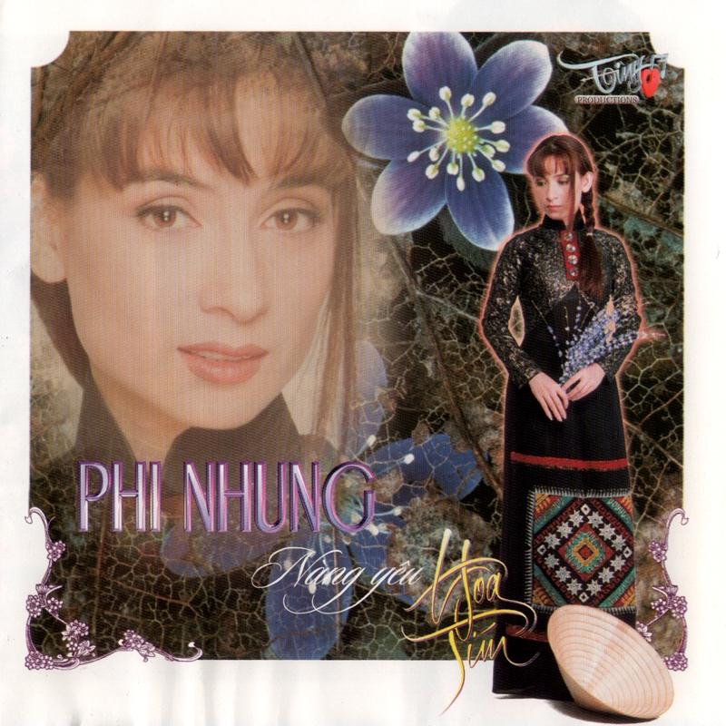 CD Nàng yêu hoa tím – Phi Nhung