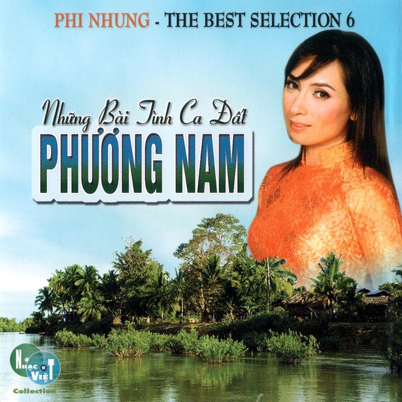 CD Những bài tình ca đất phương nam – Phi Nhung