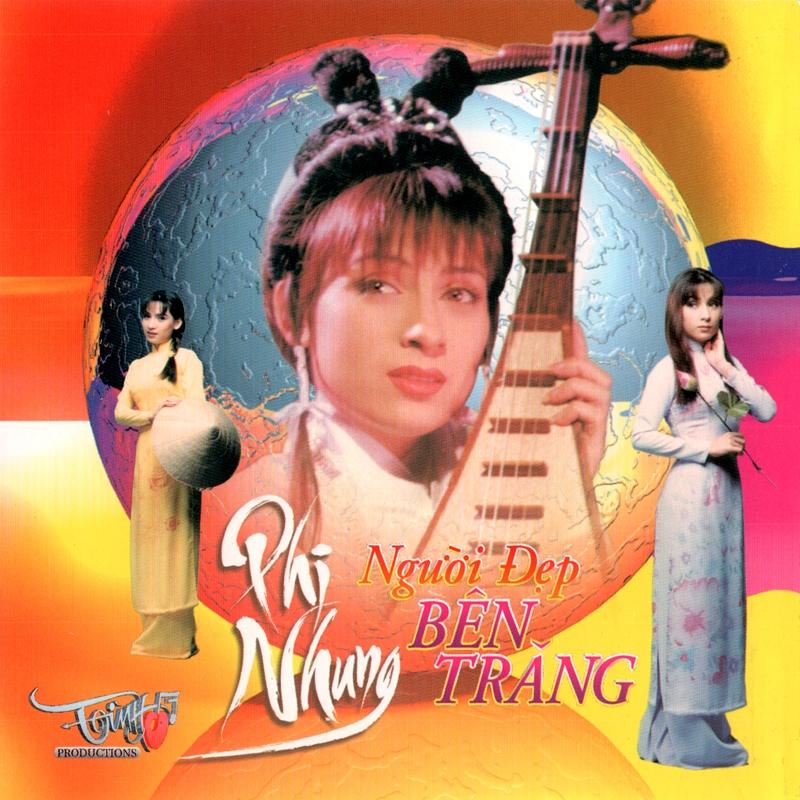 CD Người đẹp bên trăng – Phi Nhung