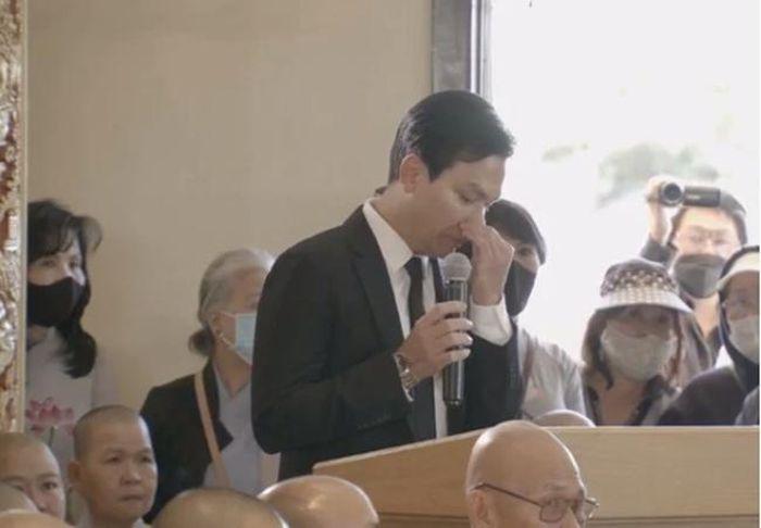 Mạnh Quỳnh tiết lộ những tin nhắn cuối cùng của Phi Nhung trước khi qua đời