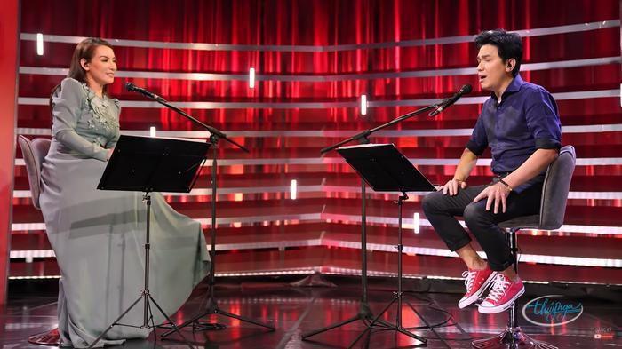 Bản song ca cuối cùng của Phi Nhung và Mạnh Quỳnh khiến khán giả nghẹn ngào