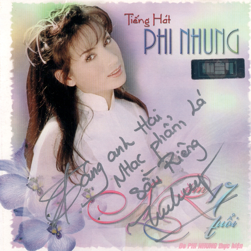 CD Năm 17 tuổi – Phi Nhung